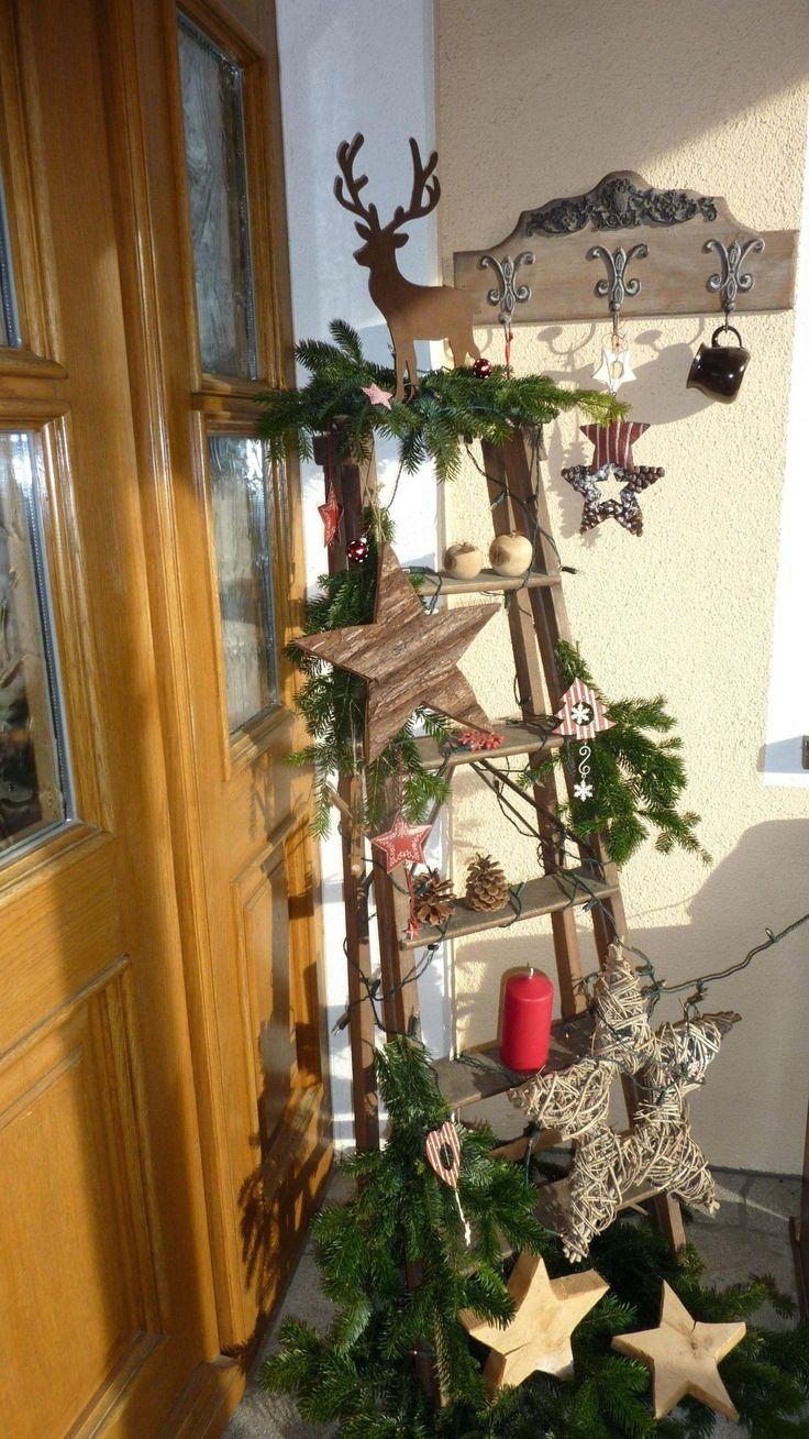 Weihnachtsdeko Holz Aussen Selber Machen Mit Fur Draussen ...