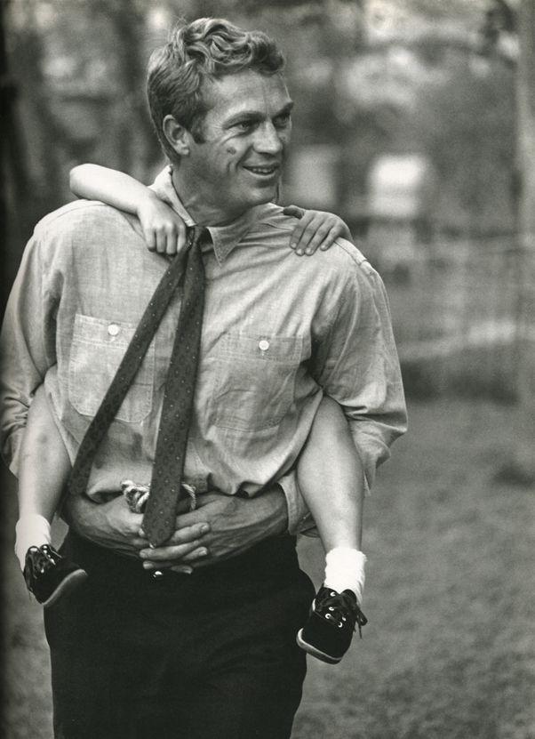 Steve McQueen...gone, but NOT forgotten!