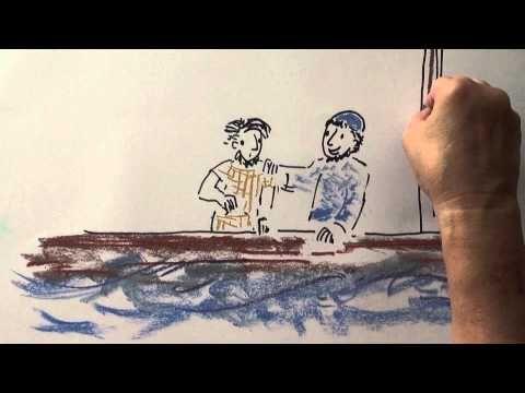 La pêche miraculeuse (pour enfants) histoire de la Bible, dessinée apr Martine Bacher et racontée par Johanne Rochat. Pour enfants de 4 à 8 ans.
