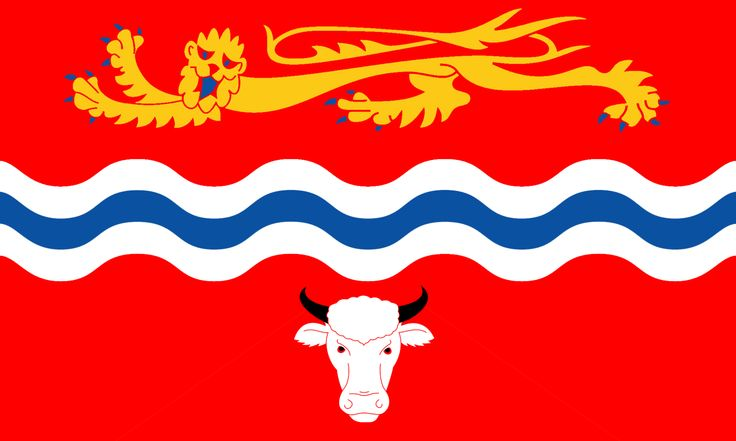 County Flag of Herefordshire