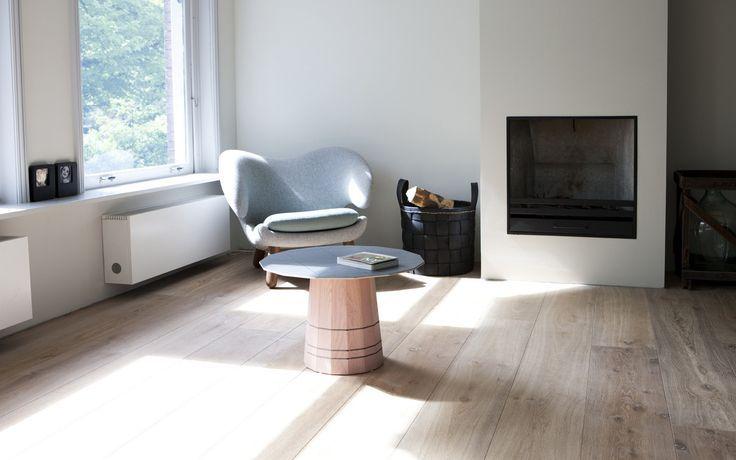 Uipkes rustiek Frans eiken houten vloer naturel | UW-vloer.nl