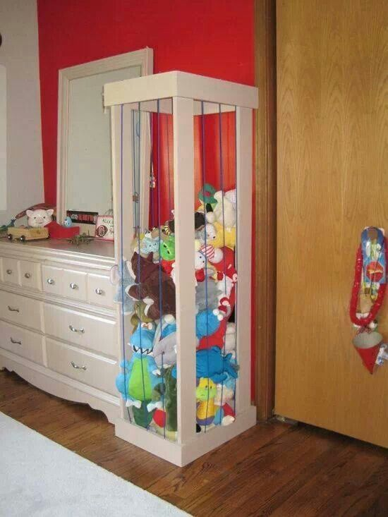 Cool toy storage