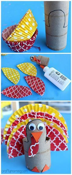 7 Awesome art and craft ideas using Toilet Roll: http://wp.me/p50eOV-1uW  #ArtandCraft #KidsActivities #Creativity #ToiletPaperRoll