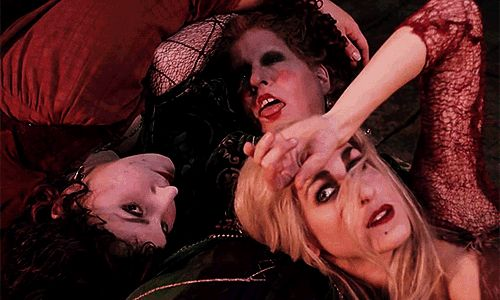 Pin for Later: 22 Times You Could Relate a Little TOO Well to Hocus Pocus When You Can Hear Your Roommate Having Sex