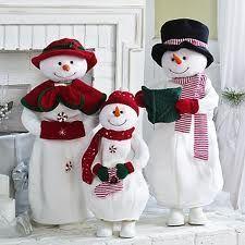 muñecos de navidad en fieltro - Buscar con Google