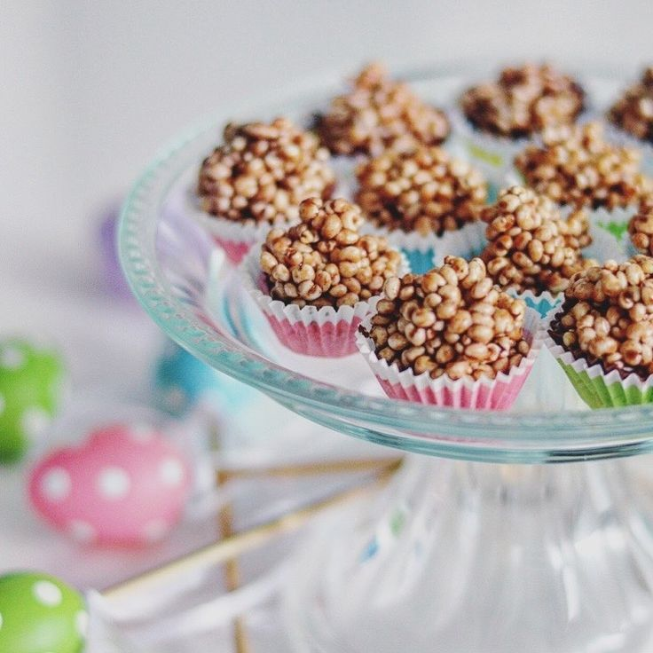 Yummy Mummy Foodie: EASTER PUFFED MILLET