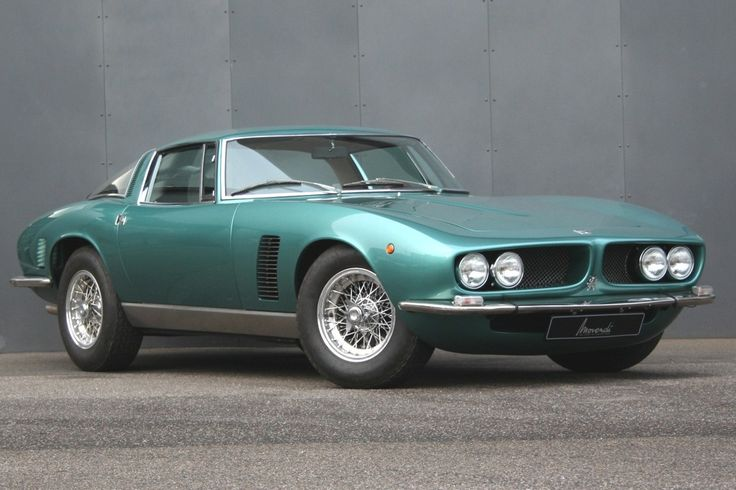 1966 Iso Grifo - Serie I | Classic Driver Market