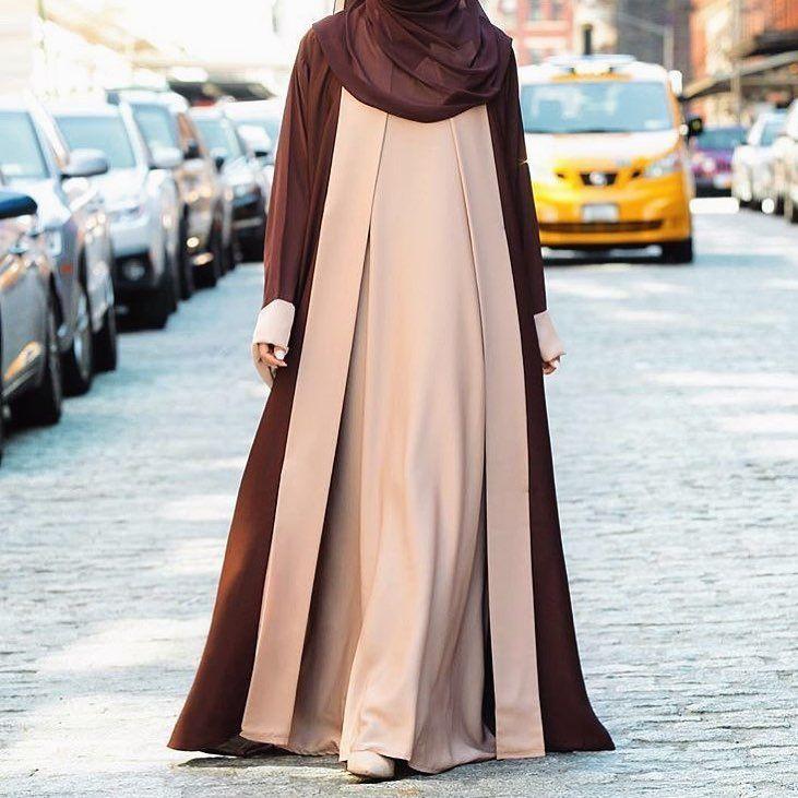 "2,803 Likes, 15 Comments - chic hijab (@chichijab) on Instagram: ""City Girl...Classic Style...the @alshamsaparel Nusreen Abaya * * -Shop the Nusreen Abaya…"""
