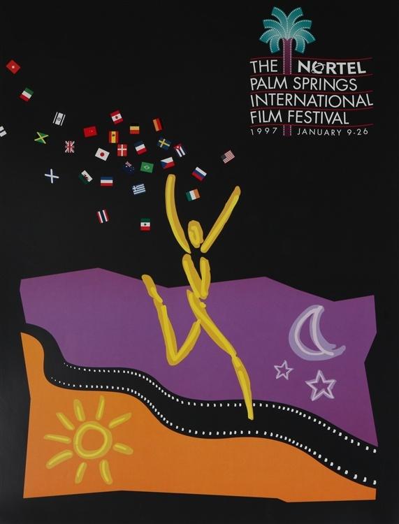 Palm Springs International Film Festival 1997 Poster
