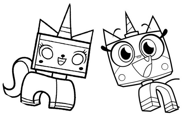 Ten Favorite Unikitty Coloring Pages For Kids Coloring Pages Lego Coloring Pages Lego Coloring Avengers Coloring Pages