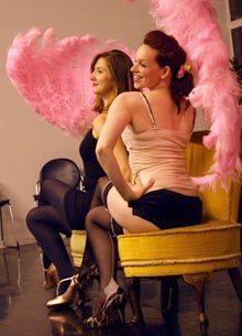 PolePeople | Burlesque Classes London Dance Courses Burlesque Lessons Burlesque Hen Parties Burlesque Performance London
