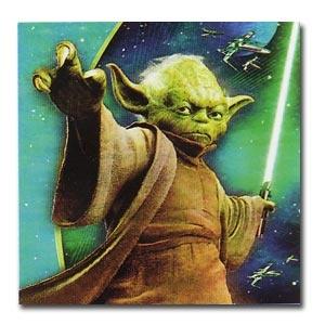 Star Wars Luncheon Napkins (16/pkg)