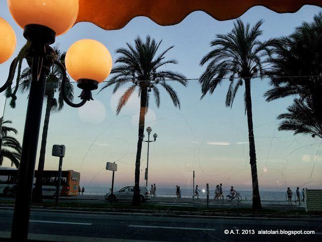 Nice,Promenade des Anglais