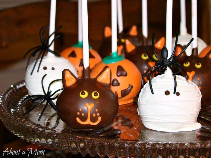 Chocolate Truffle Cake Decoration Ideas : 17 Best images about Halloween on Pinterest Truffle cake ...