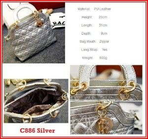 cool C886 Silver