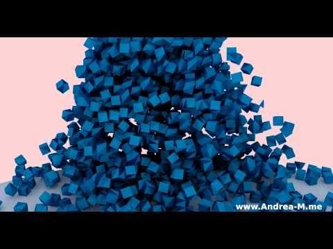 Time For 4K Blender Cubes :D