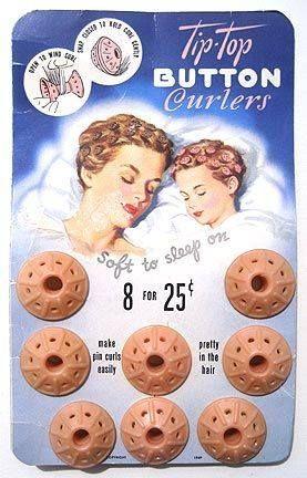 OMG! Mom used these on us. We called them mushrooms