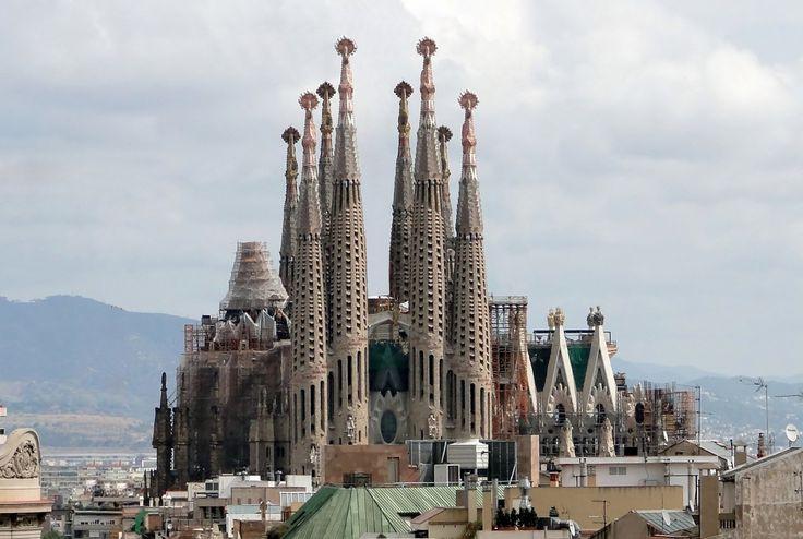 Antoni Gaudí, architecte espagnol