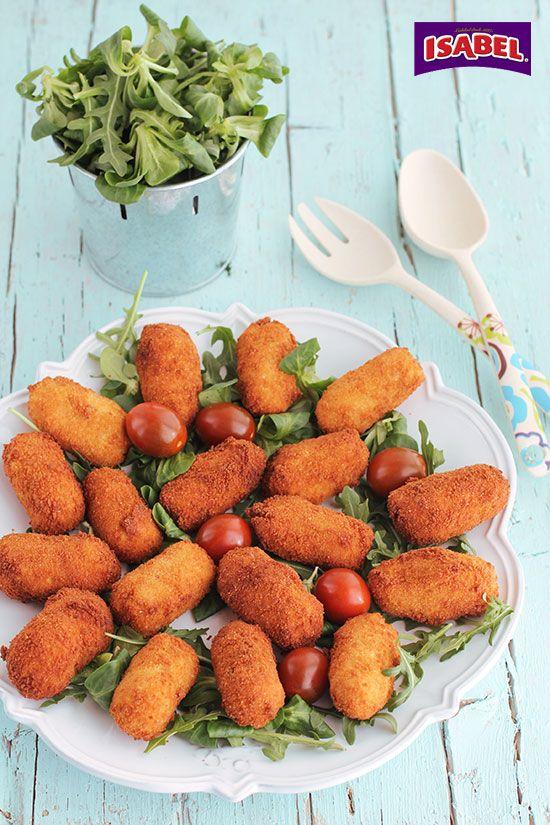Croquetas de Atún , Cómo hacer croquetas de atún con patata y queso crema, una receta fácil y rápida, perfecta para una comida o una cena.