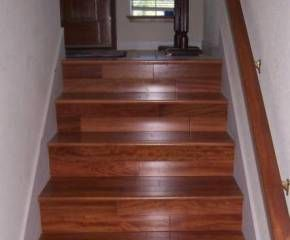 Best Replace Carpet On Staircase To Garage With Timber That 400 x 300