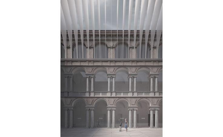 MRSN, 1 st prize | Torino, 2015Primo Premio del concorso internazionale di architettura per la progettazione delle aree di accoglienza, dei servizi accessori e dell'immagine museale coordinata.