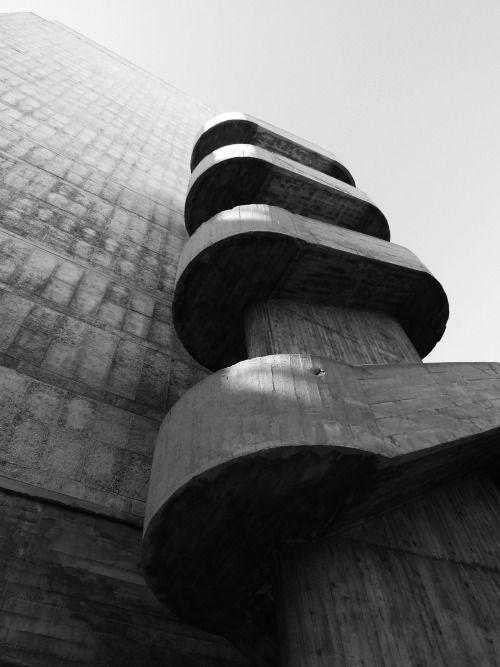 s-h-e-e-r:  Le Corbusier V by lady-grinning-soul77  Le Corbusier, Marseille