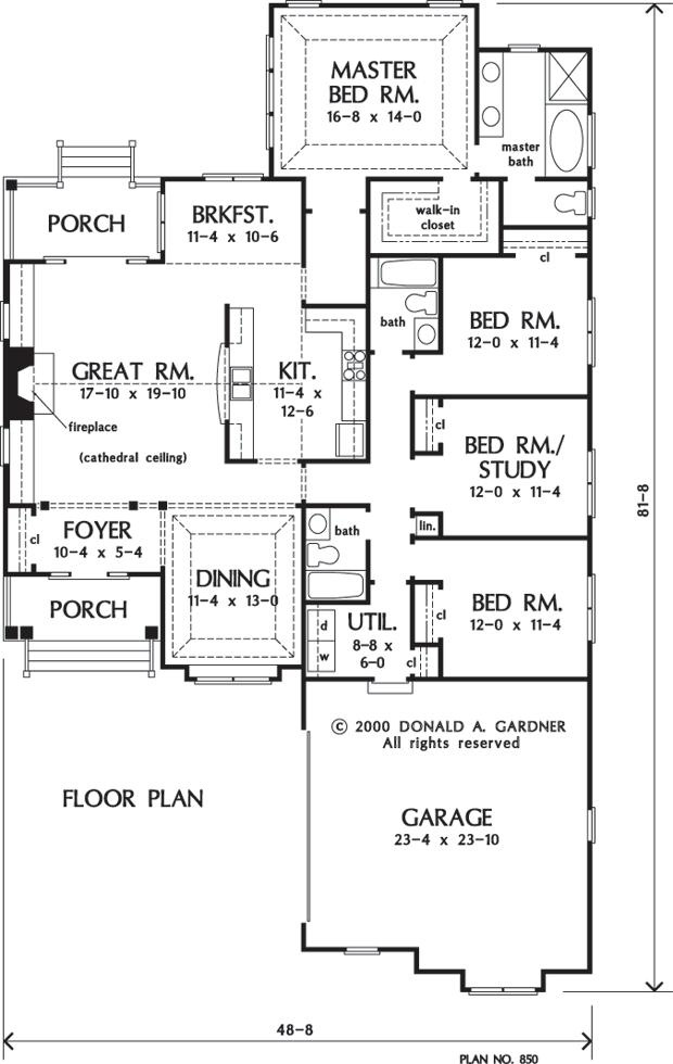 Ideal House Layout 22 best floor plans images on pinterest | home plans, home floor