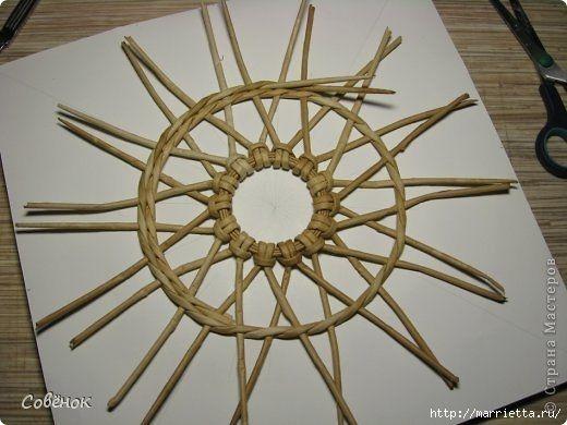 Ажурная крышка для шкатулки из газетных трубочек. Мастер-класс (16) (520x390, 109Kb)