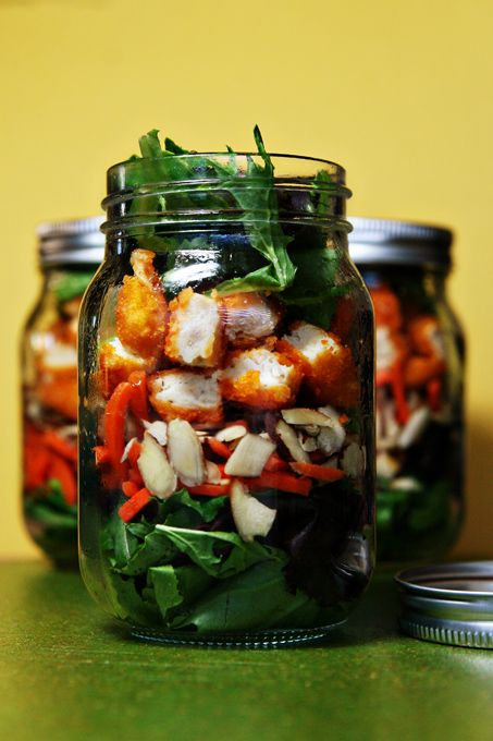 Tyson Chicken Salad Jars 2 web