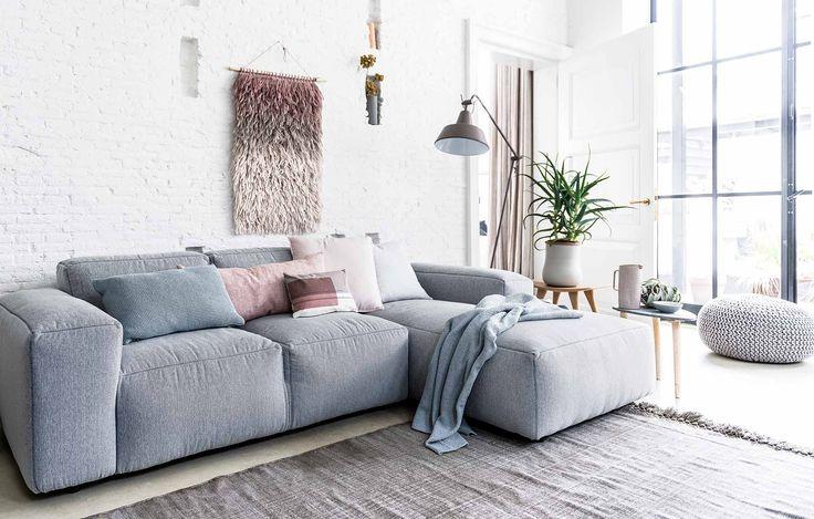 Bank | couch | vtwonen 03-2017 | Fotografie Sjoerd Eickmans | Styling Moniek Visser