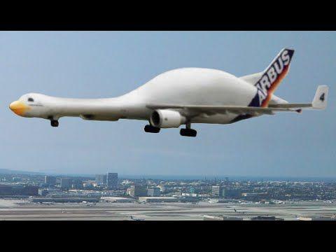 Biggest airplanes airbus vs antonov vs boeing largest in the world part 2 flugzeuge - Quel est le plus grand porte avion du monde ...