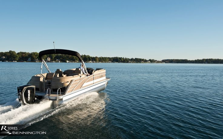 Use the Build & Price feature of our website to custom design your own Bennington and give it all the features you've ever wanted in a pontoon boat. boat-builder.benn...
