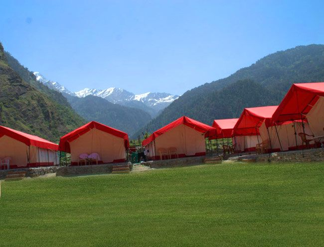 Experience the wonderful hospitality and ambience of Yamunotri Cottages.
