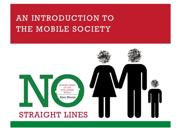 an-introduction-to-the-mobile-society by SMLXL Ltd via Slideshare