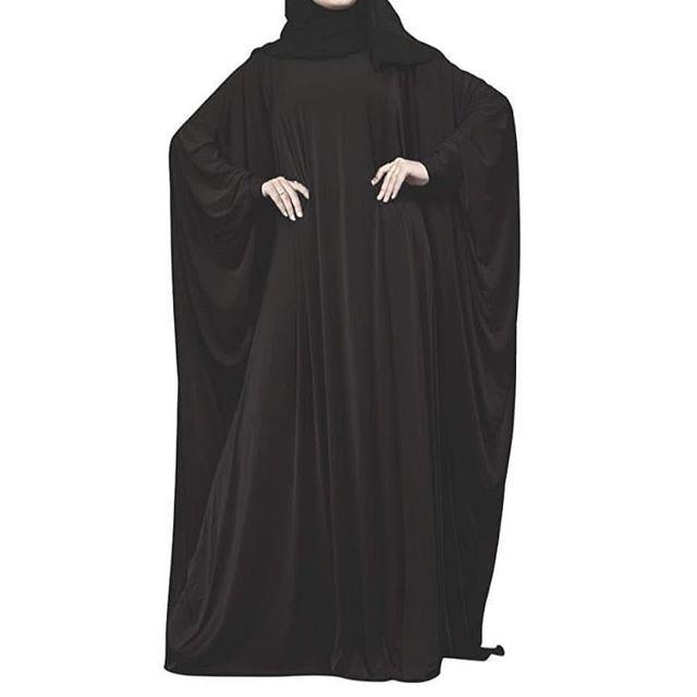 Black Lycra Softy Farasha Abaya 2500 Only Abaya Designs Islamic Fashion Hijab Style Dress