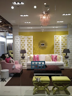 Hibiscus Yellow from Benjamin Moore   www.lydialyonsdesigns.com