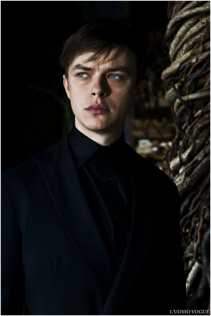 Big in 2015: Dane DeHaan Sports Sharp Spring Fashions for LUomo Vogue Cover Shoot