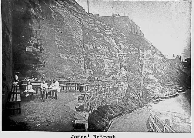 James' Retreat, Newcastle beach, Newcastle, NSW, [1912] | by UON Library,University of Newcastle, Australia