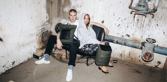 """Sandqvist - Please meet Mika & Misha   Heavy Cotton Canvas trifft auf natürlich gegerbtes Leder: Der coole urbane wie schicke Materialmix prägt den Stil der Sandqvist Grand Canvas Serie. Jetzt kommen die Lieblinge MIKA (189) und MISHA (199) im neuen Farbton """"Beluga"""" daher kombiniert mit schwarzen Lederelementen und silbernen Reißverschlüssen. WOW!!!  Die Taschen und Rucksäcke gibt es ab sofort unter anderem im Sandqvist Online Store www.sandqvist.net.  Ich würd alles geben um so ein Backpack…"""