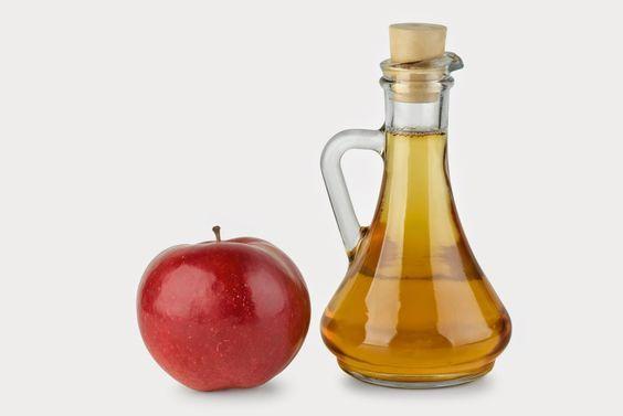 Estrela da Manhã: Usando o vinagre de maçã contra o acne