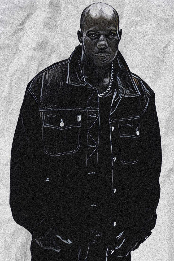 RetroFlowz — DMX (2020) Dmx, Rap, Black art