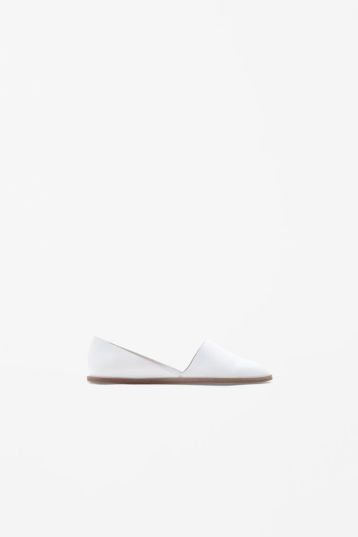 COS | Slip-on leather shoes