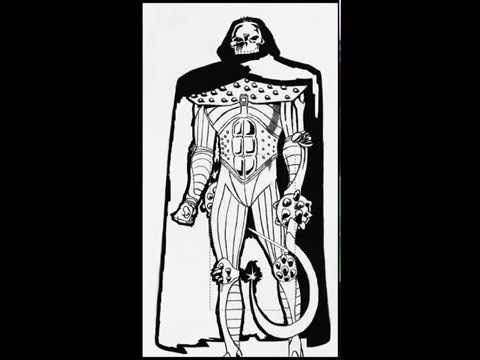 Art Academy: Atelier - The Reaper (DC Comics) - YouTube