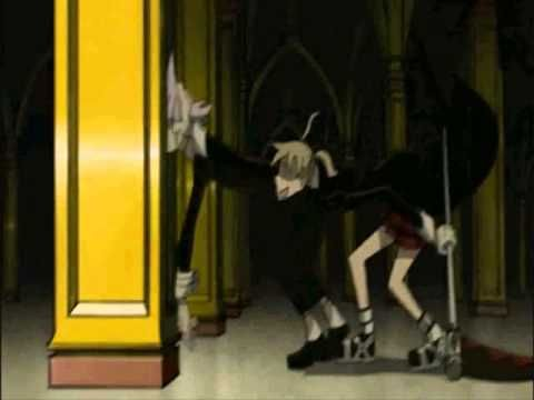 Soul Eater (English Dub) Maka is still insane