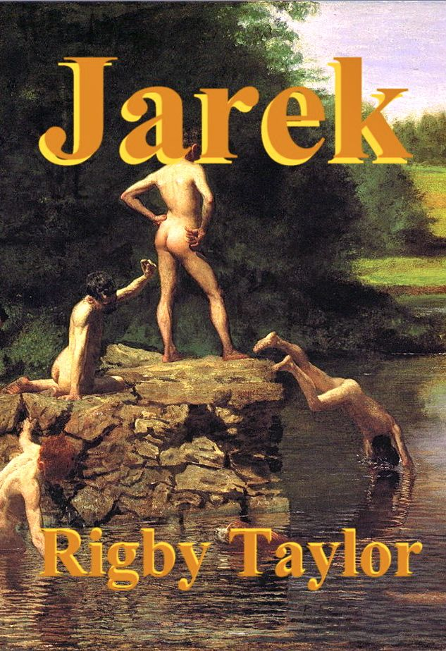 Jarek is a teacher who discovers he's gay and is the target of crazed feminists who want to kill him. available at Smashwords, iTunes B&N etc.