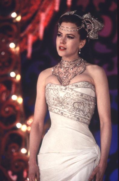 Nicole Kidman in Moulin Rouge: Wedding Dressses, Nicole Kidman, Red Mill, Wedding Dresses, Wedding Gowns, Costumes Design, Diamonds Dresses, Clothing I Want, Movie Costumes