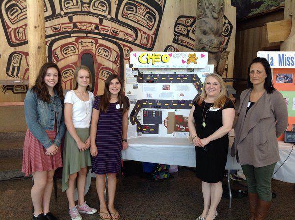 amazing student work Ottawa Heritage Fair