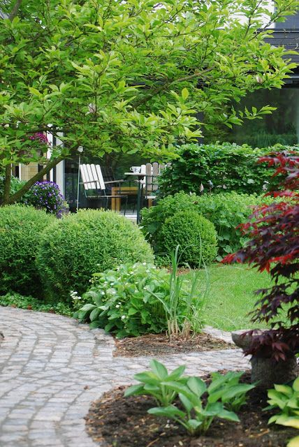 Almbacken Garden