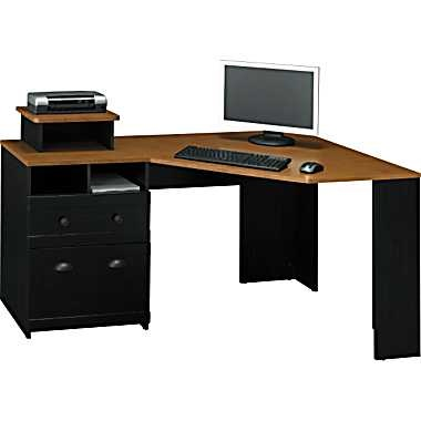 Bush Portsmouth Reversible Corner Desk. 40 best Desks images on Pinterest   Desks  L desk and Office furniture