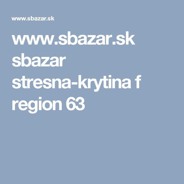 www.sbazar.sk sbazar stresna-krytina f region 63